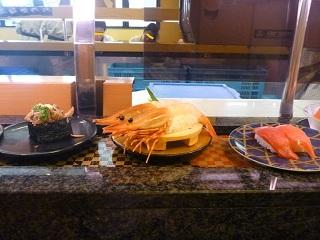 湯河原でお寿司2