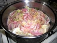 CIMG9932.白菜の花鍋JPG