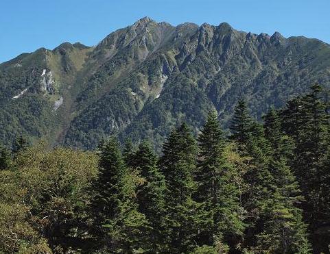西穂高岳 029