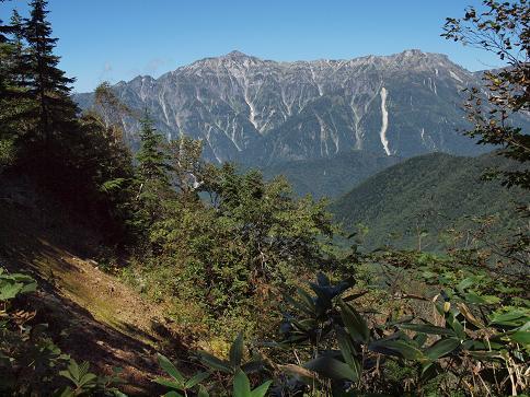 笠ヶ岳 052