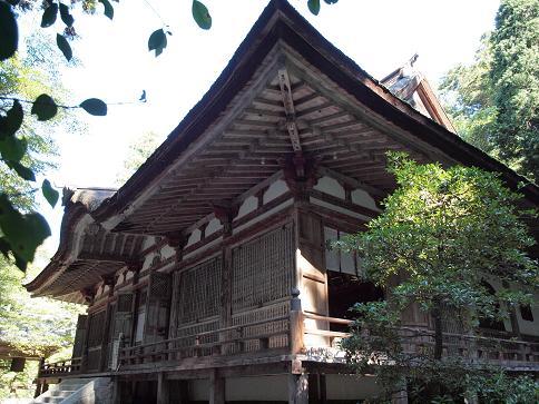 百済寺本殿 26