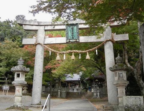 朝日山神社 230