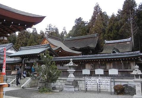 苗村神社本殿 17