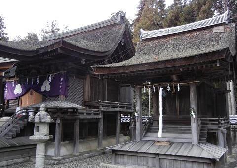 苗村神社本殿 38