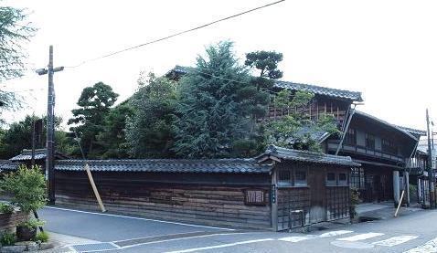 中津川宿 105