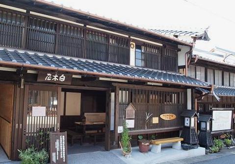 中津川宿 135