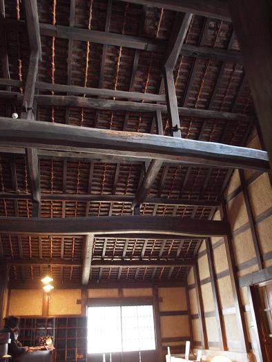 西川家天井 40
