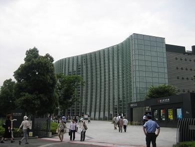 国立新美術館ー1