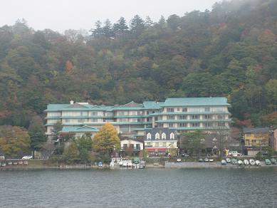 失楽園ホテル