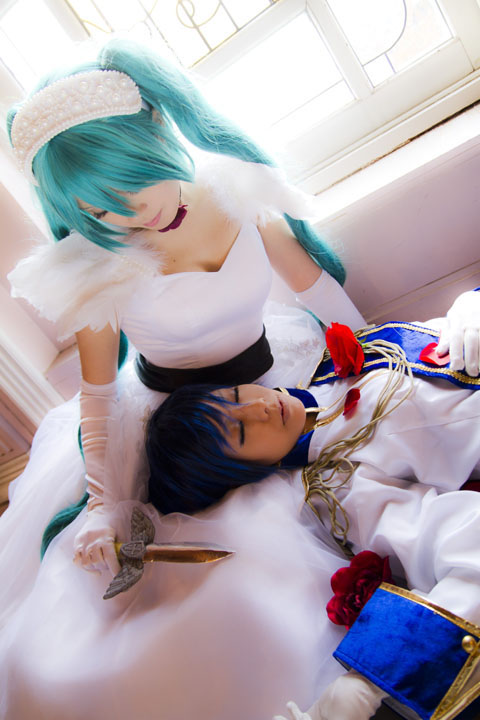 VOCALOID/HatsuneMiku&KAITO/Cosplay