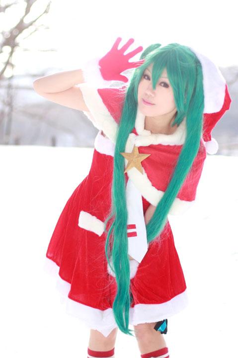 Vocaloid/HatsuneMiku/Diva/Cosplay