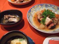 11/13 魚の煮物二品   腰越 ひふみ