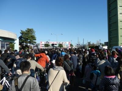 11/18 浜松エアーフェスタ2012退場時 浜松基地
