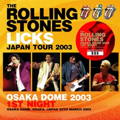 LICKS-2003 OSAKA 1ST