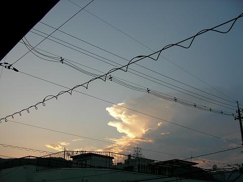 夕陽 001