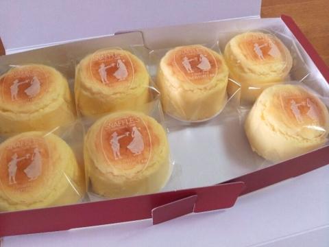 スナッフルスのチーズオムレット (3)