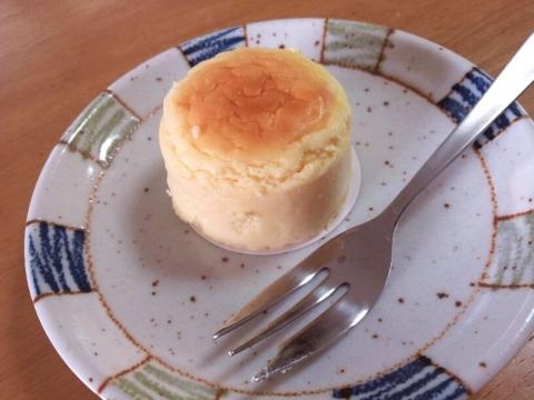 スナッフルスのチーズオムレット (2)
