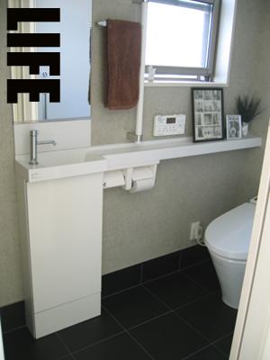 トイレとトイレ
