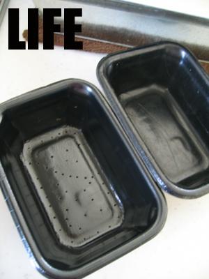 エリンギの容器
