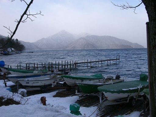 @中禅寺湖