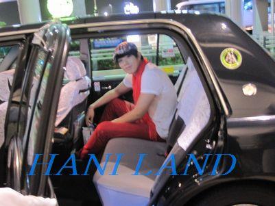 2011.6.13 タクシー乗車