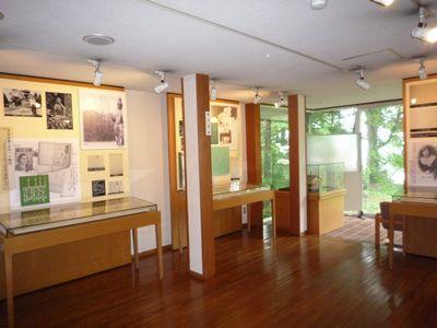 記念館内部2