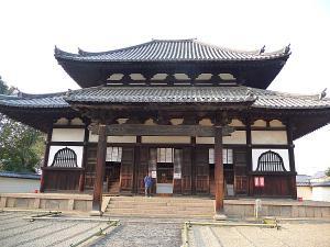 東大寺 戒壇堂