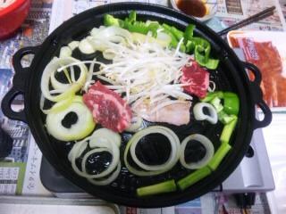 焼き肉 グルメ鍋と