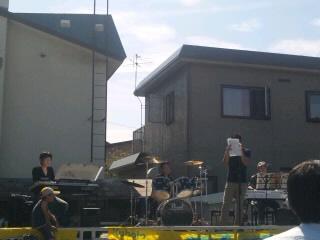 夏祭り バンド全体
