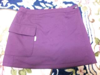 撥水機能つきスカート1