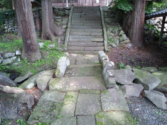 龍宮神社の石橋