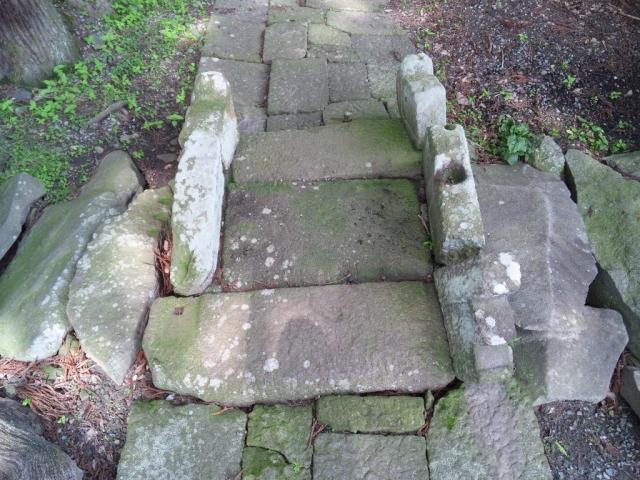 龍宮神社の石橋 (3)