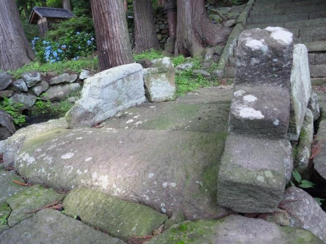 龍宮神社の石橋 (7)