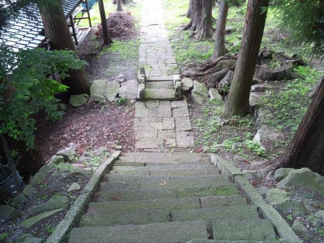 龍宮神社の石橋 (6)