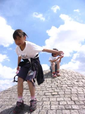南部公園のピラミッド