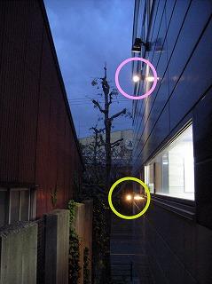 LED電球実験