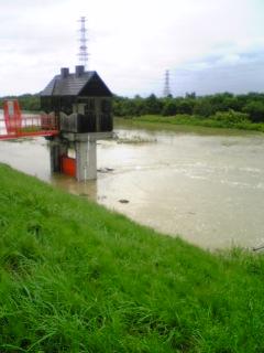 水害の予感