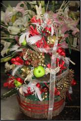 クリスマスツリー3左