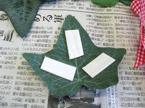 ファンシークリスマス_花材2