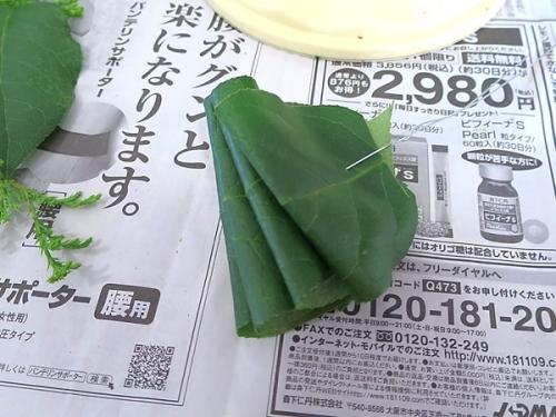 クリスマス・ウィズ・アジアン・タッチ_花材9