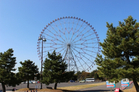 葛西臨海公園へ01(20131126)
