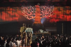 2009年度訪問公演「もちもちの木」