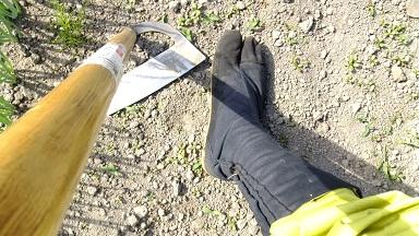 地下足袋1