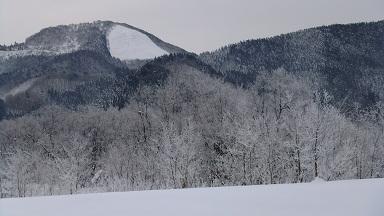 正月鳳凰山