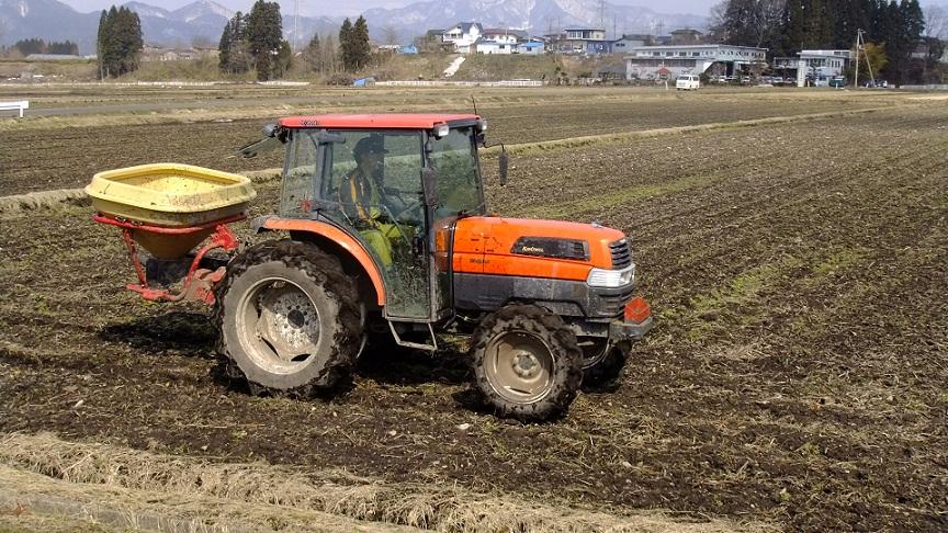 肥料振りブログ