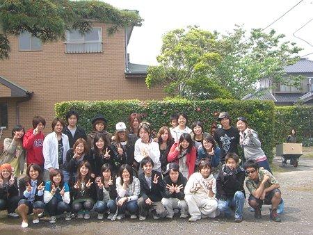 2008年新歓