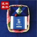 藍染めハンカチと藍染め石けん(60g)セット