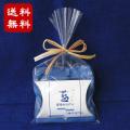 ハンカチタオルと藍染め石けん(20g)セット
