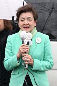 嘉田由紀子