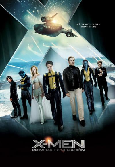 X-MEN:ファースト・ジェネレーション_2